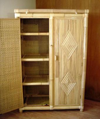 bambusschrank. Black Bedroom Furniture Sets. Home Design Ideas
