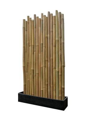 Raumteiler bamboo prinsenvanderaa - Trennwand bambus ...
